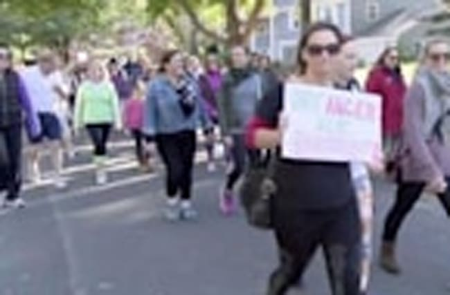 Man Faces Protests and Death Threats After Criticizing Women's Yoga Pants
