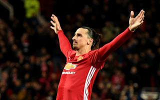 Mourinho: Ibrahimovic will be ready to face Liverpool
