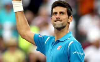 Djokovic, Berdych set up Miami clash as Nishikori advances