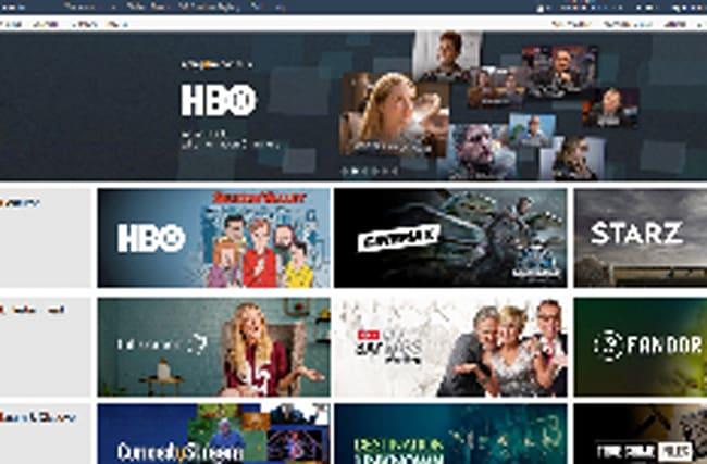 Pay-TV: Amazon Channels bald auch in Deutschland