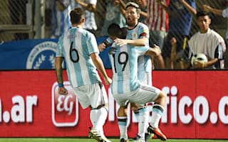 Argentina 3 Colombia 0: Messi inspires much-needed win