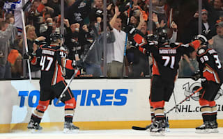 Stanley Cup playoffs: Ducks eliminate Oilers in game seven