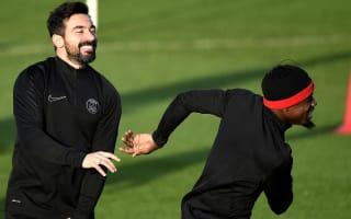 Lavezzi backs former PSG team-mate Aurier