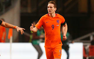 De Jong still hurting over Euros failure