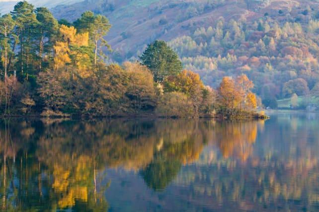 Britain's most beautiful autumn walks