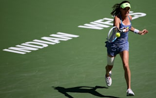 Williams, Radwanska and Halep cruise into next round