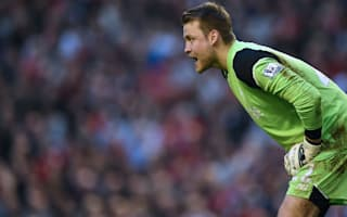 Klopp backs Mignolet after Karius injury