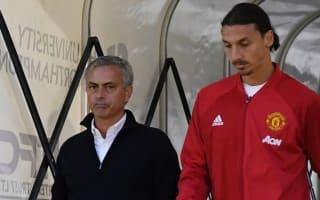 Mourinho lauds 'undroppable' Ibrahimovic