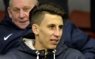 Liverpool recruit Grujic granted work permit