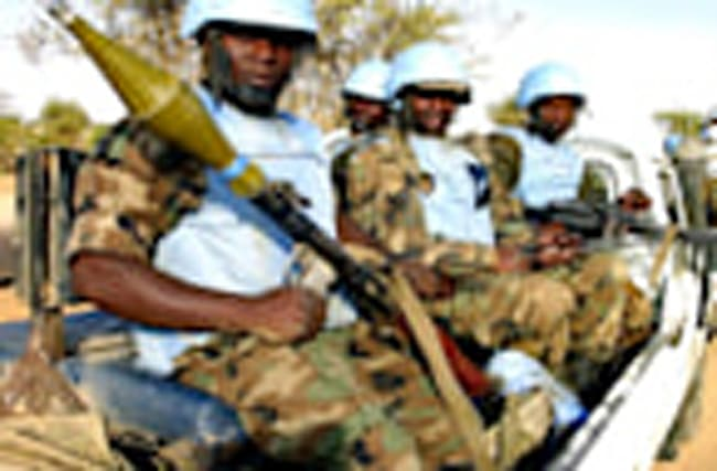 Fears over UN's Darfur peacekeeping cuts