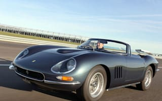 Car dealer leaves rare Ferrari to be auctioned in aid of air ambulance