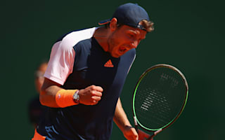 Pouille holds off dogged Vesely in Budapest