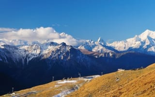 British woman falls 100ft to her death in Swiss Alps