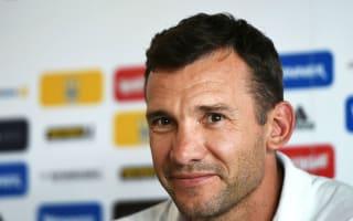 Record goalscorer Shevchenko named Ukraine coach