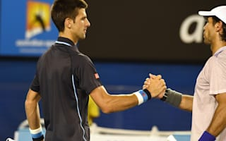 Djokovic praises 'complete' Verdasco