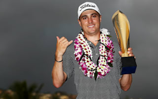 Thomas sets record as he claims third win of season at Sony Open