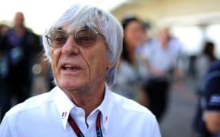 Bernie Ecclestone voices opinion on dominant Mercedes team