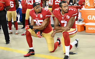 Kaepernick won't vote in 2016 presidential election