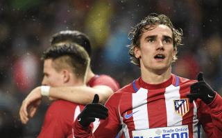 Atletico Madrid 3 Celta Vigo 2: Carrasco, Griezmann stun visitors with late show