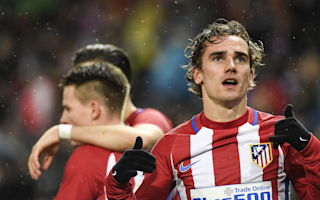 Atletico Madrid 3 Celta Vigo 2: Carrasco, Griezmann stun visitors with late show