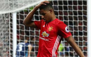 Mourinho: I expected Rashford to struggle this season