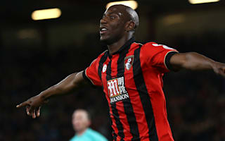 Bournemouth 2 Swansea City 0: Afobe seals big step towards safety