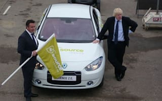Londoners slow to deliver on Boris's plan for 100,000 electric vehicles
