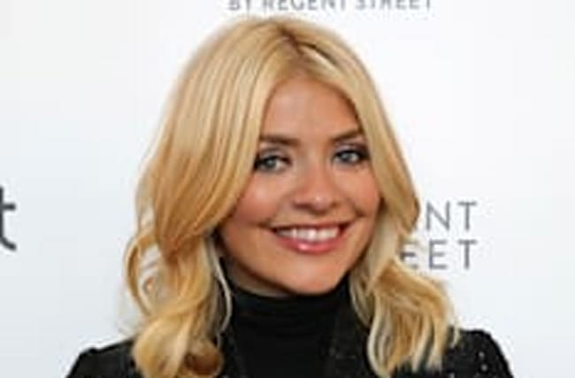Holly Willoughby reveals her favourite job in the world
