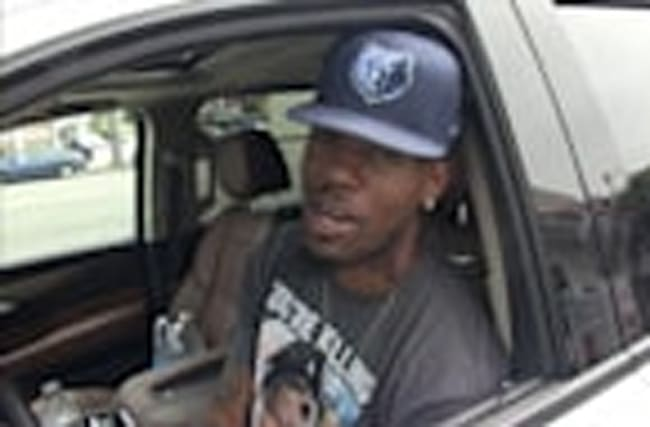 EX-NBA STAR DANIEL GIBSON MY MUSIC CAREER'S POPPIN'... Ask Chris Brown & Wiz!