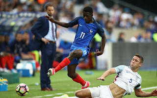 France 3 England 2: Dembele snatches winner as Three Lions fall to 10 men