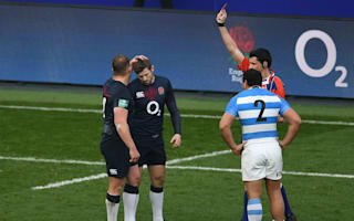 Daly red not costly as England punish the Pumas