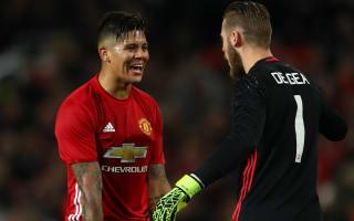 Rojo optimistic over United's title chances