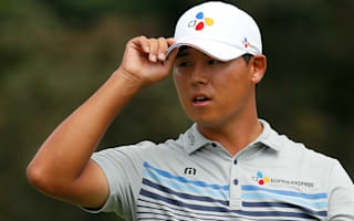 Kim cards 60 to surge clear at Wyndham Championship