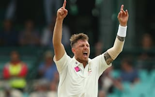 Pattinson replaces injured Siddle for second Test