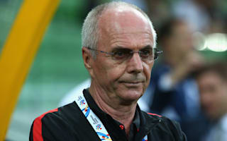 Eriksson sacked as Shenzhen coach