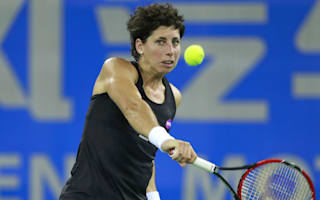Suarez Navarro hoping for Beijing to be Singapore springboard