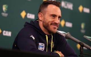 Du Plessis expects Australia response