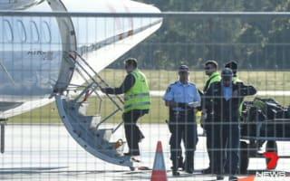 Bomb threat on Virgin flight: Passengers jump out of windows