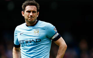 Lampard targets success with Vieira at New York