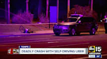'Hubiera sido difícil' evitar el atropello del coche autónomo de Uber, según la policía de Arizona