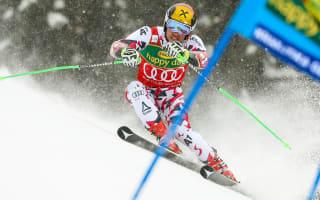 Hirscher seals giant slalom title with Kranjska Gora win