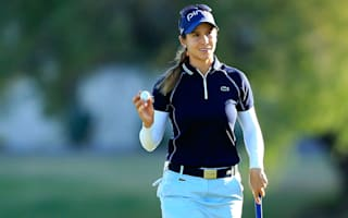 Munoz, Miyazato share lead at ANA Inspiration