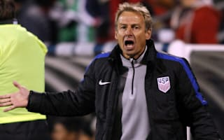 Klinsmann not concerned by Mexico defeat
