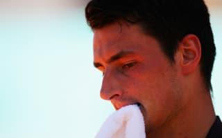 Tomic warned by Australian Olympic boss ahead of Rio 2016