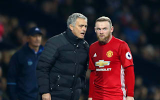 I would never force out Manchester United legend Rooney - Mourinho