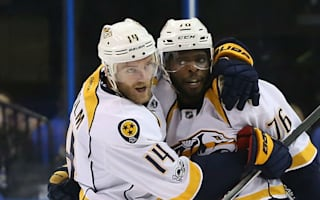 Stanley Cup playoffs three stars: Subban, Predators make power play to seize game one