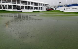 Heavy rain sets up frantic BMW International Open finish