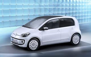 VW Up, yours with five doors from mid-2012