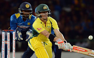 Australia overcome Sri Lanka thanks to wonderful Warner