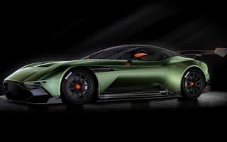 Aston Martin unleashes the Vulcan